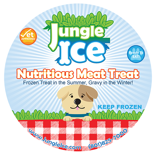 Jungle Ice Nutritous Meat Treat